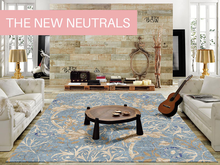 The New Neutrals