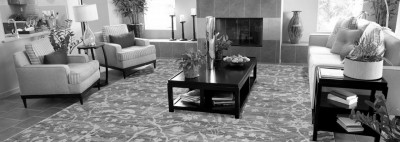 Choosing the right rug can be intimindating
