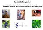 Pet Friendly Rugs with the Masala Wash