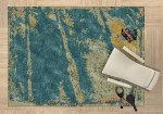Area Rug Color trends in 2017: hitting the runway