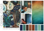 An area rug season with the feeling of fall collage