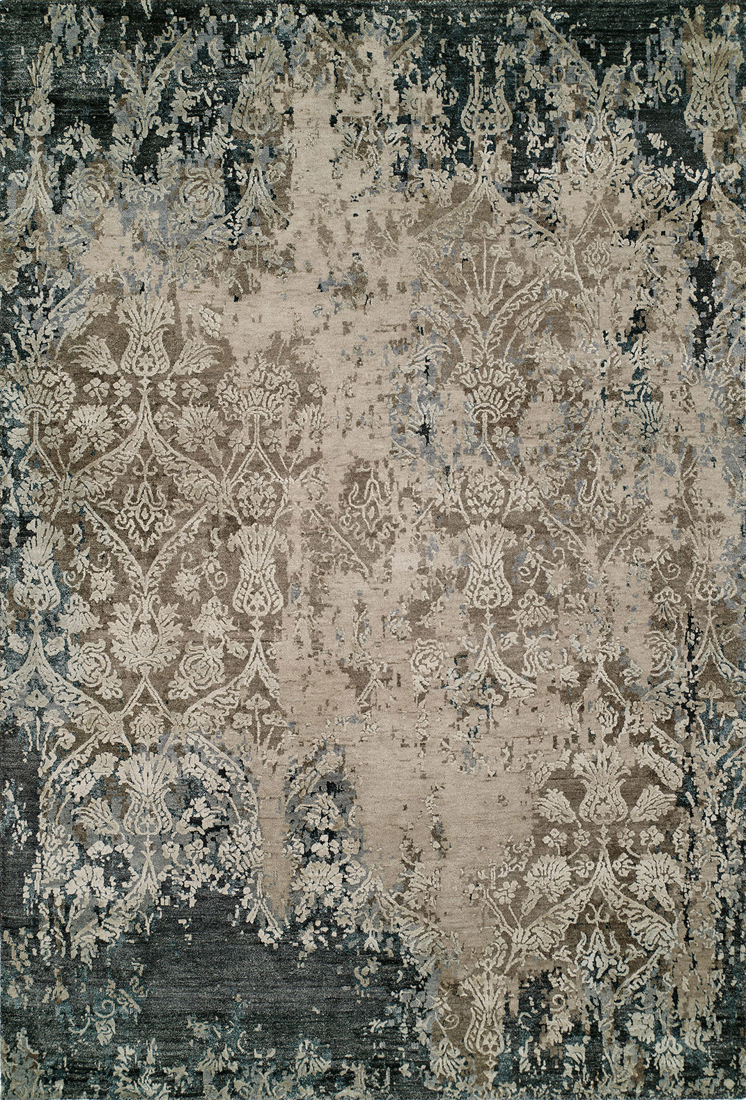 Regal Hadal Zabra 24234 Beige Blue