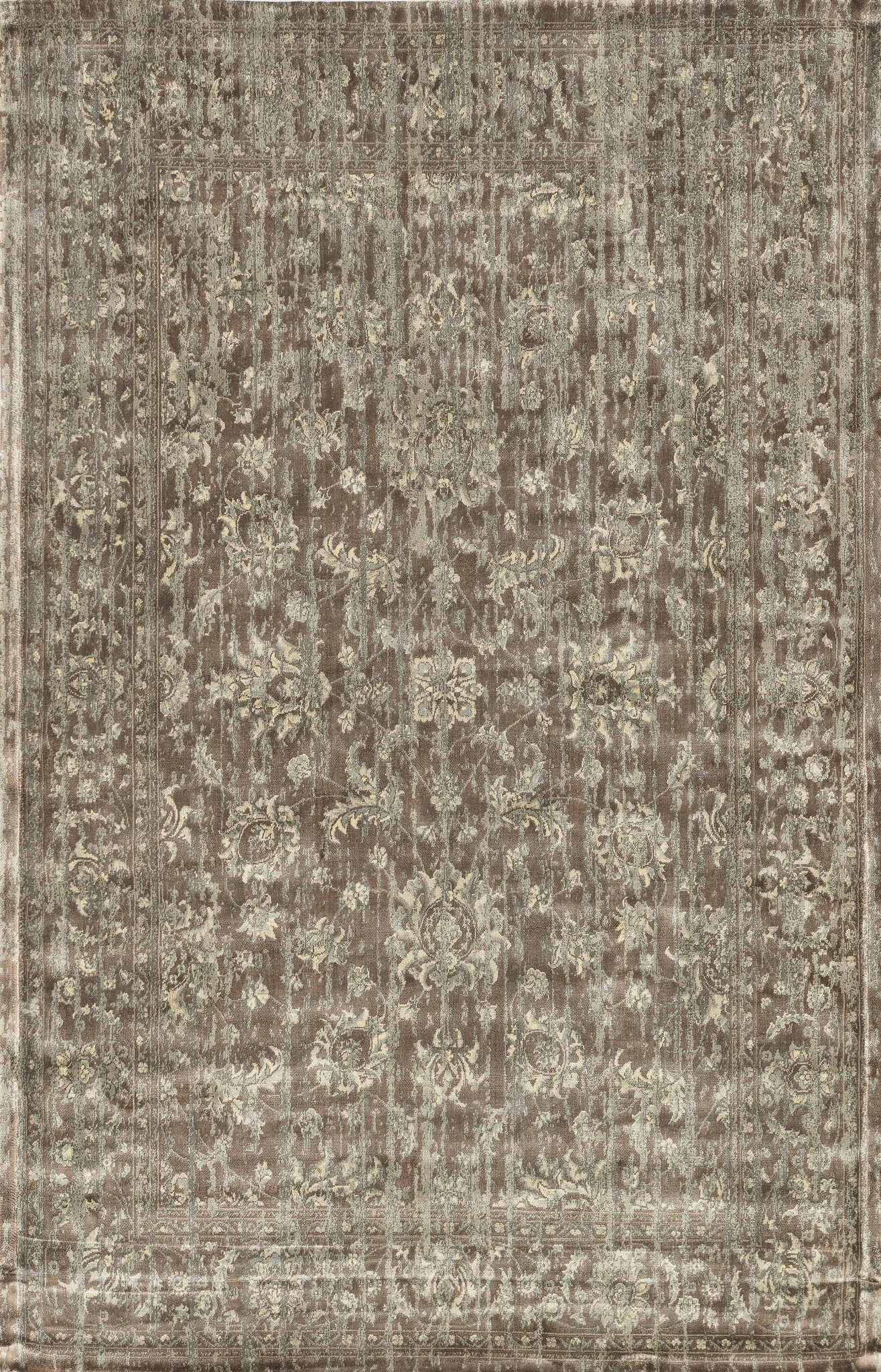 Allure new york 10521 mocha for Area rugs new york
