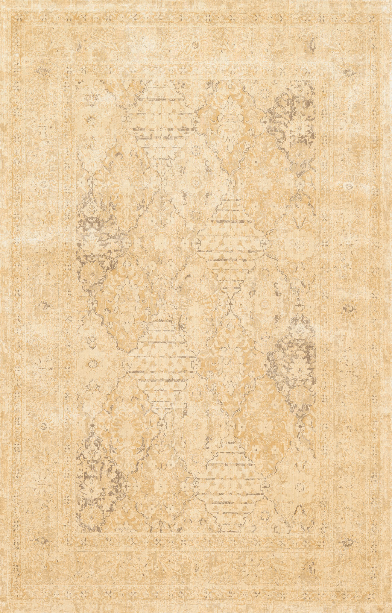 Allure new york 10522 light gold for Area rugs new york